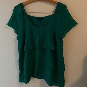 Brand new silk blouse